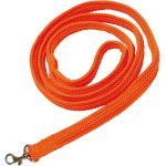 Mesh-Original Leine, 160 cm x 15 mm, neon-orange