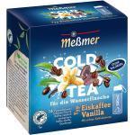 Meßmer Cold Tea Eiskaffee-Vanilla, 14 Pyramidenbeutel 38.5 g