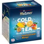Meßmer Cold Tea Passionsfrucht-Mango, 14 Pyramidenbeutel 38.5 g