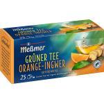 Meßmer Grüner Tee Orange & Ingwer (25 x 1,75 g) (43.75 g)