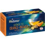 Meßmer Grüner Tee Orange-Ingwer 43.75 g