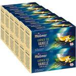Meßmer Grüner Tee Vanille, 12er Pack (12 x 25 x 1,75 g Packung)