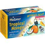 Meßmer Hawaii Kiss Tropical Mango, 20 Aufgussbeutel, Limited Edition 50 g