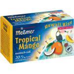 Meßmer Hawaii Kiss Tropical Mango 20er