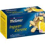 Meßmer Ingwer-Zitrone 35 g