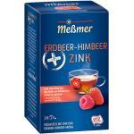 Meßmer PLUS Zink Erdbeere-Himbeere 50 g