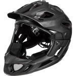 Schwarze MET Helme Herrenfahrradhelme 54 cm mit Kamerahalterung