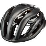 Schwarze MET Helme MIPS Herrenrennradhelme 58 cm