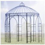 Metallpavillon Gartenpavillon Exclusiv Pavillon Gartendeko Metall Rosenpavillon Rankgitter Antik