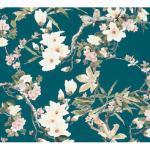 METROPOLIS BY MICHALSKY LIVING Vliestapete Dream Again, floral-geblümt, mit Blumen bunt Vliestapeten Tapeten Bauen Renovieren