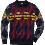 Mey & Edlich Herren Course-Pullover blau 46, 48, 50, 52, 54, 56, 58
