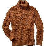 Mey & Edlich Herren Irlands Ingwer-Pullover beige 46, 48, 50, 52, 54, 56, 58