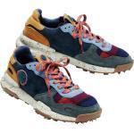 Mey & Edlich Herren Recycled Sneaker leicht blau 40, 41, 42, 43, 44, 45, 46, 47