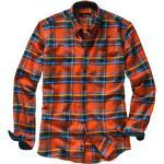 Mey & Edlich Herren Springt-an-Hemd orange 38, 39, 40, 41, 42, 43, 44, 45, 46