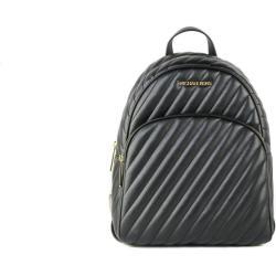 Michael Kors, Abbey Quilted Backpack Schwarz, Damen, Größe: One size