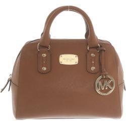 Michael Kors - gebraucht - Handtasche aus Leder in Braun - Damen