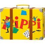 Micki Spielwerkzeugkoffer »XL-Kinderkoffer Pippi Langstrumpf gelb«, gelb