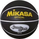 """Mikasa Basketball Tb 700 Street Jam Basketball schwarz"""