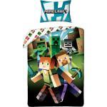 Minecraft Bettwäsche » Kinderbettwäsche 140 x 200 cm«, MNC201