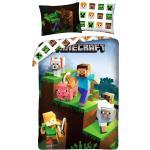 Minecraft Bettwäsche » Kinderbettwäsche 140 x 200 cm«, MNC299