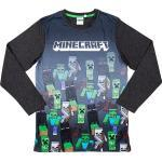 Minecraft Sweatshirt »Sweatshirt Marching Mobs gray 152cm«