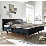 Petrolfarbene Minimalistische Betten 180x200