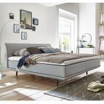 Silberne Minimalistische Betten