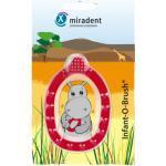 MIRADENT Kinder-Lernzahnbürste Infant-O-Brush rot 1 St