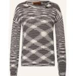 Missoni Cashmere-Pullover schwarz