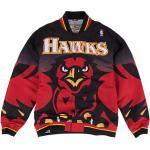 Mitchell & Ness jacket Atlanta Hawks Authentic Warm Up Jacket black