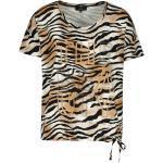 Monari Damen T-Shirt, schwarz, Gr. 42
