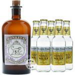 Monkey 47 Dry Gin & 5 x Fever-Tree Indian Tonic Water