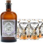 Monkey 47 Gin & 5 x 1724 Tonic Water