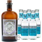Monkey 47 Gin & 5 x Fever-Tree Mediterranean Tonic Water