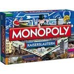 Monopoly Kaiserslautern Stadt Edition - Das berühmte Spiel um den großen Deal