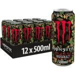 Monster Assault Energy Drink, 12er Pack, EINWEG (12 x 500 ml)