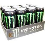 Monster Energy 12 x 500ml