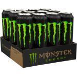 Monster Energy Drink Original 12 x 0,568 Liter Dose, 12er Pack