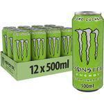 Monster Energy Ultra Paradise, 12x500 ml, Einweg-Dose, Zero Zucker und Zero Kalorien
