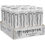 Monster Ultra White 12 x 0,568 Liter Dose, 12er Pack