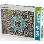 Mosaik, Marrakesch 1000 Teile Puzzle quer [4059477710550] Maurisches Mosaik