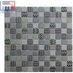 Mosaikfliese Potenza grün grau blau schwarz Retro Muster Mosaik Dusche Pool K...