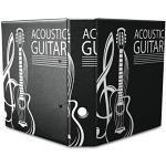 Motiv Akten Ordner Bedruckt 60mm DIN A4 Akustik Gitarre