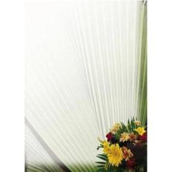 Motivpapier Blumenstrauß A4 90g 50 Blatt
