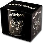 Motörhead - Rock Band Tasse Geschenktasse - Logo - toll verpackt in einer Geschenkbox