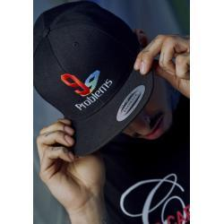 Mr. Tee 99PLYS Snapback black