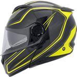 Gelbe MTR Jet Helme