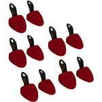 MTS care LISA Basic Velours Pumps Schuhspanner Schuhstrecker Schuhformer für Damen Set 5 Paar
