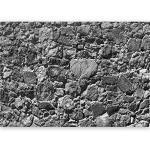 murando - Fototapete XXL Stonewall 500x280 cm Vlies Tapeten Wandtapete XXL Moderne Wanddeko Design Wand Dekoration Wohnzimmer Schlafzimmer Büro Flur Stein Steinoptik 3D Mauer f-A-0493-x-d