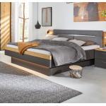 Musterring Bett Ascea 180 x 200 cm Lack Grau